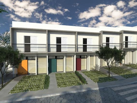 Casa Em Condomínio Para Venda No Centro Em Jarinu - Sp - 214