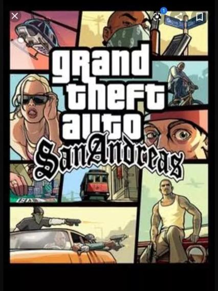 Gta San Andreas Em Mídia Digital Para Xbox One E 360