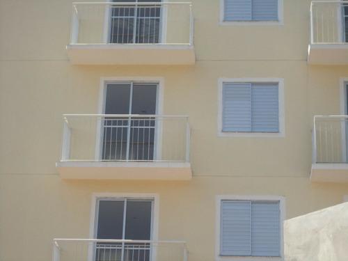 Imagem 1 de 11 de Apartamento 2 Quartos Osasco - Sp - Santa Maria - 0535