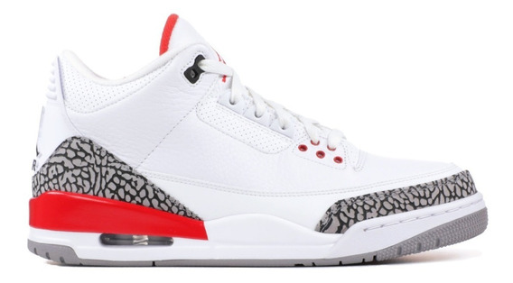 Air Jordan 3 Retro Katrina
