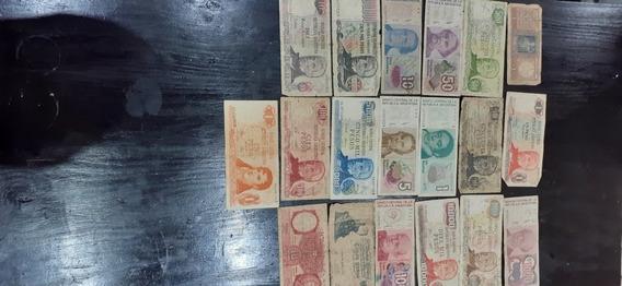 Billetes Antiguos Argentinos Escucho Oferta Por Lote