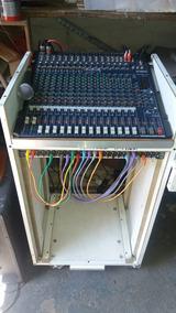 Mesa Analógica Yamaha Mg 206c-usb De 20canais