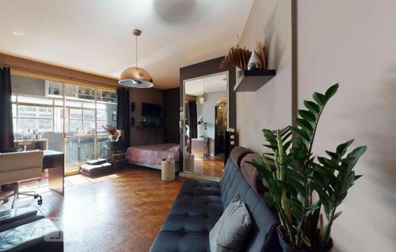 Apartamento Para Aluguel - Consolação, 1 Quarto, 45 - 893116816