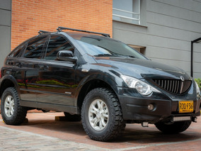 Ssangyong Actyon A230 2011 At