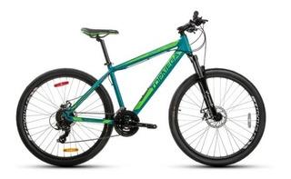 Bicicleta Topmega Zesty Rodado 27.5 21 Vel Disco Mecanico