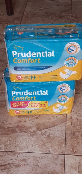 Pañales Prudential Confort