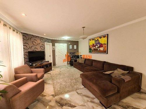 Imagem 1 de 30 de Apartamento Com 3 Dormitórios À Venda, 135 M² Por R$ 830.000,00 - Vila Carrão - São Paulo/sp - Ap0288