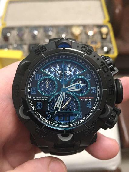 Relógio Invicta Subaqua Noma V 5 Jason Taylor 22283 Limitado