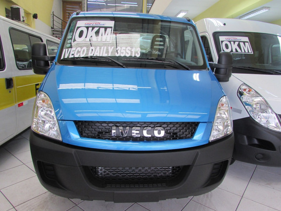 Iveco Daily Chassi 2019