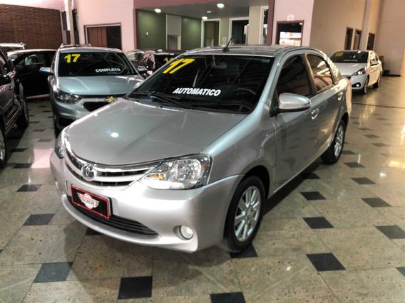 Toyota Etios 1.5 Xls Sedan 16v Flex 4p Automático 2017
