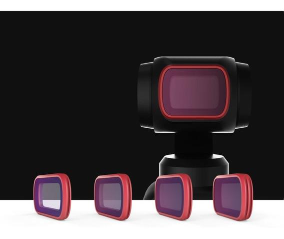 Filtros Lente Osmo Pocket Nd 8 Nd 16 Nd 32 Nd 64 Pro