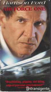 Air Force One - Harrison Ford (pelicula Vhs Importado)