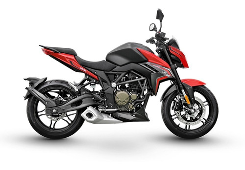 Moto Voge 300 R Blanca