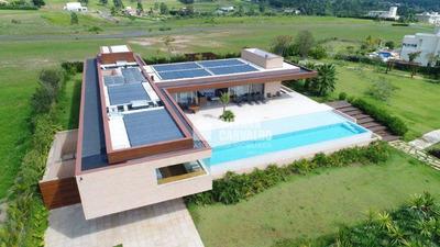 Casa Para Venda No Condomínio Terras De São José Ii Em Itu. - Ca6014