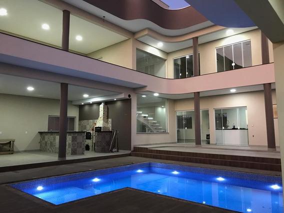 Sobrado Com 4 Dormitórios À Venda, 440 M² Por R$ 1.399.000 - Parque Olívio Franceschini - Hortolândia/sp - So0088