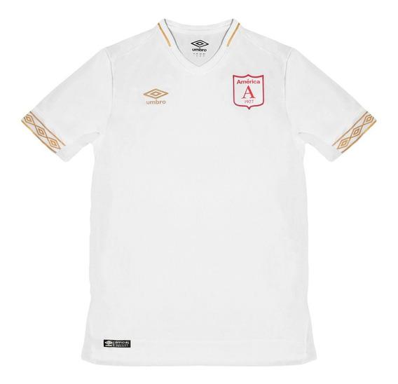 Camiseta Umbro America De Cali Away (blanca) 2019