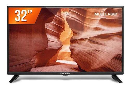 """Tv 32"""" Led Multilaser Hd - Tl017"""