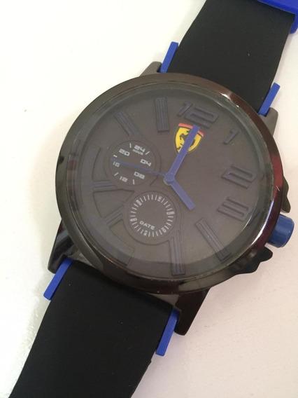 Relógio Ferrari - Lançamento - Imperdível - Modelo Novo