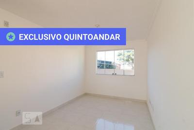 Apartamento No 2º Andar Com 2 Dormitórios E 1 Garagem - Id: 892908730 - 208730