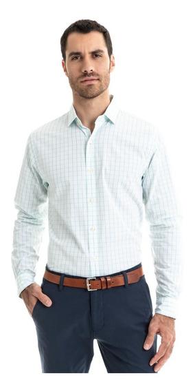 Camisa Dockers® Hombre Refined Poplin Regular