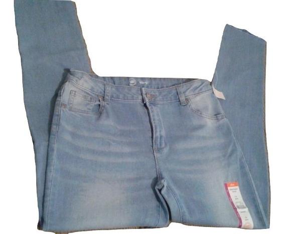 Jeans Strech De Niña Plus Gordita