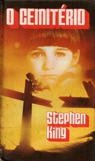 Livro O Cemitério Stephen King Ed. Círculo Do Livro