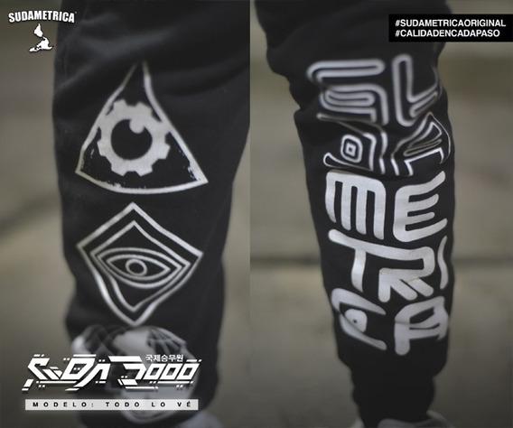 Pantalon * Elementos * - Suda 3000 - Sudametrica Original