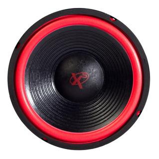 Parlante Woofer 10 Pulgadas 160w Soundxtreme