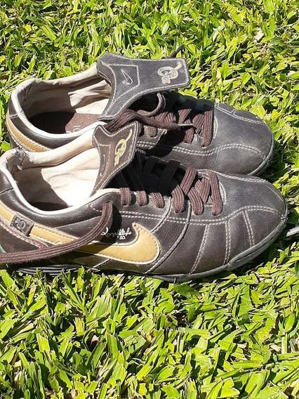 Botines Para Niño Futbol 5 Nike