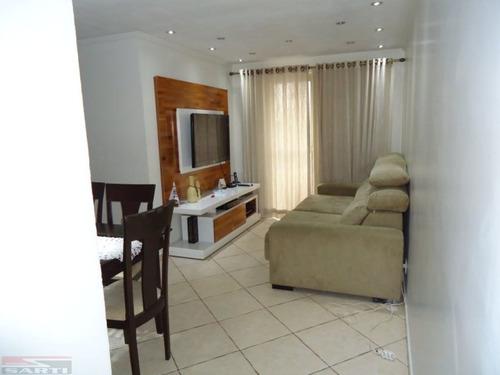 Imagem 1 de 15 de Lindo Apartamento - Decorado - Santana Park  - St13151