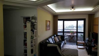 Apartamento Em Vila Regente Feijó, São Paulo/sp De 104m² 3 Quartos À Venda Por R$ 830.000,00 - Ap217829