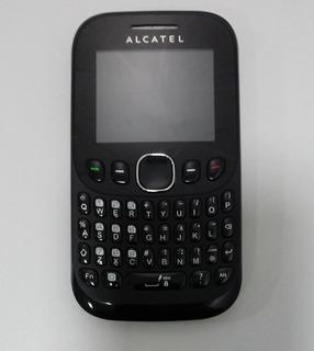 1° Alcatel One Touch 3000g Preto Sem Bateria Sem Tampa