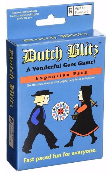 Juego De Mesa Dutch Blitz Expansion Se