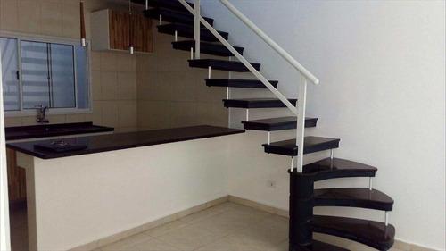 Sobrado Com 2 Dorms, Vila Nossa Senhora De Fátima, São Vicente - R$ 215 Mil, Cod: 228 - V228