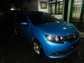 Renault Sandero Dyna. Easyr Hi-flex 1.6 8v Azul