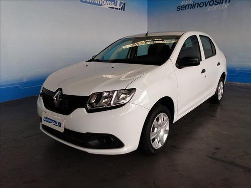 Imagem 1 de 6 de Renault Logan Authentique 1.0