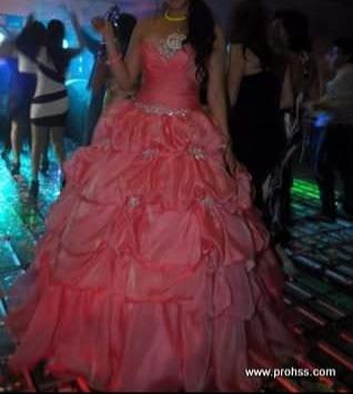 Vestido De Xv Años Briden Formal
