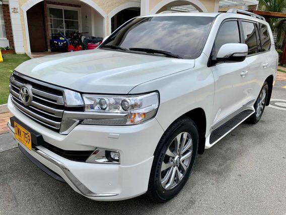Toyota Sahara Platinum Arabe 2016 Diesel