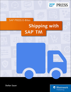 Libro Shipping With Sap Tm