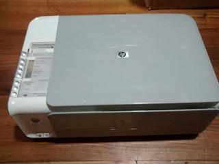 Impresora Hp Photosmart C4700 Series - Impresión en Mercado