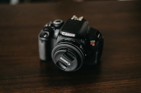Canon T4i + 18-55mm + 2 Baterias / T3i T5i T6i Imperdivel