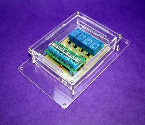 Caixa Case P/ Montagem Circuito Eletronico Arduino Esp8266