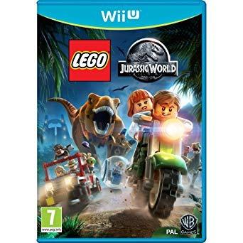 Juego Nintendo Wii U Lego Jurassic World / Usado
