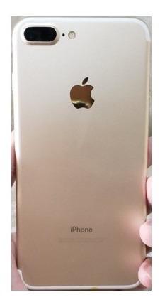 Apple iPhone 7 Plus 128gb Dourado Gold - Usado - Tela 5,5pol