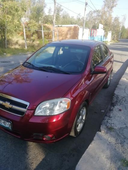 Chevrolet Aveo 2010 Lt