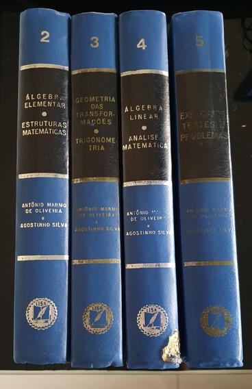 Lisa - Biblioteca Da Matemática Moderna - Vols. 2-3-4-5