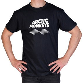 Camiseta Estampada Arctic Monkeys