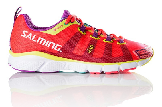 Zapatillas Salming Enroute Running Mujer