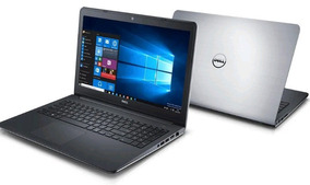 Notebook Dell 5557 - Core I5, Placa De Vídeo, Usado