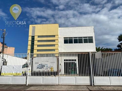 Imagem 1 de 24 de Prédio Comercial Em Jacaraípe Com Elevador - Pr0005